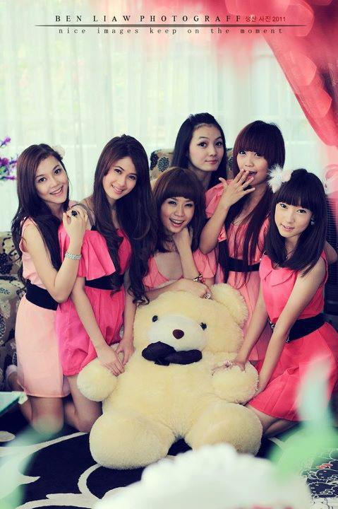 Profil Be5t Girlband Indonesia