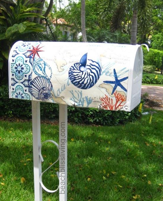 22 Awesome amp Unique Coastal Nautical Mailboxes Mailbox