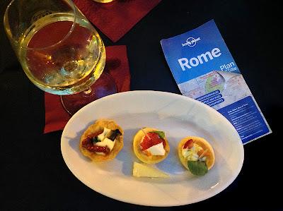 L'aperitivo à Rome