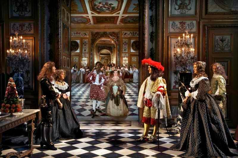 Nicolas Fouquet Chateau Party