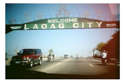 laoag city