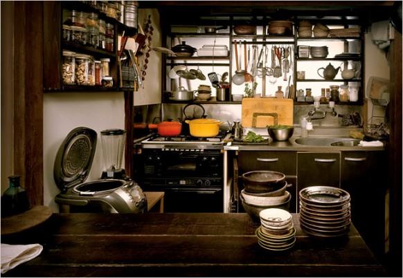 japanese kitchen design ideas (35 pictures) - kitchen design and