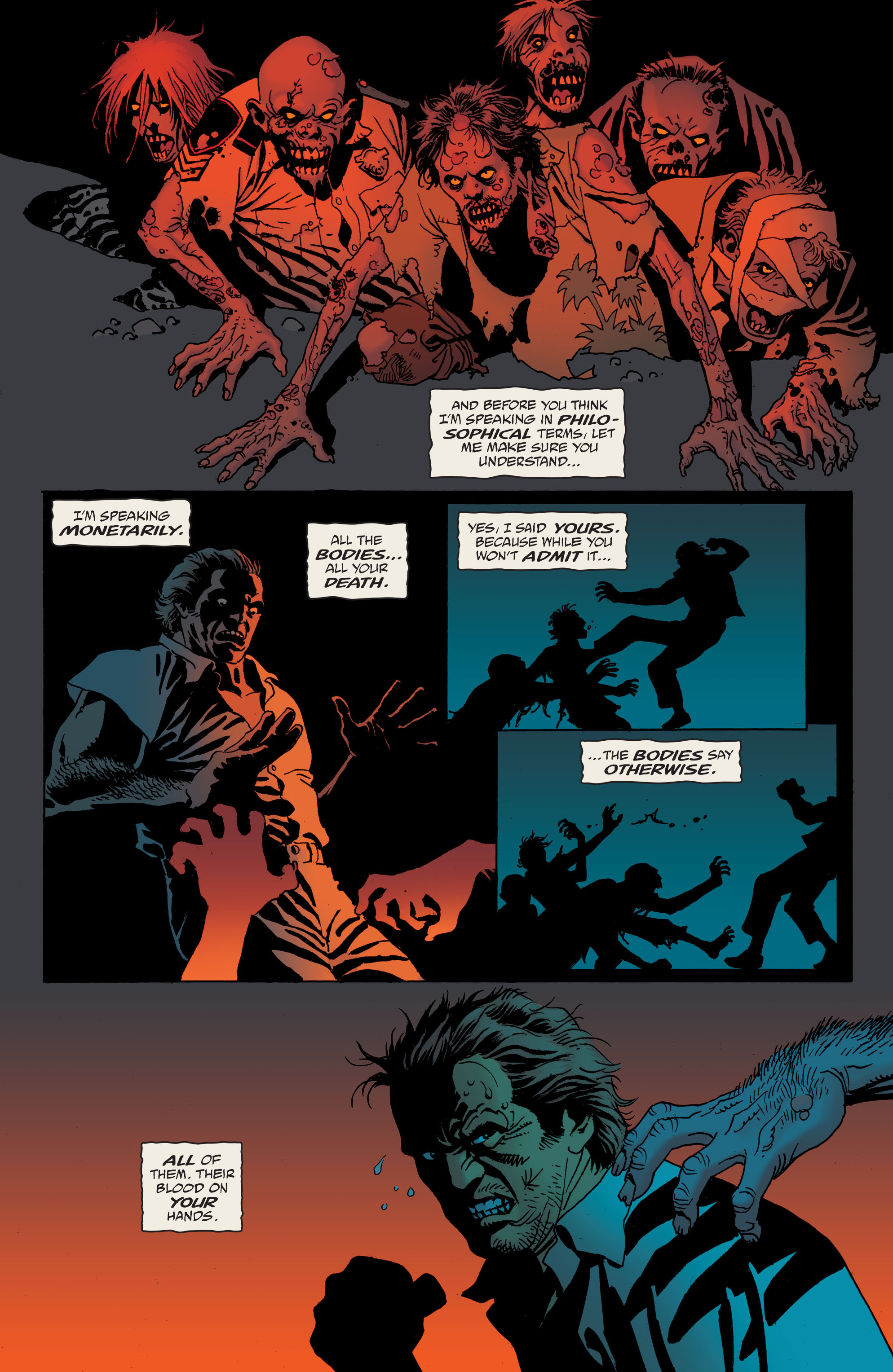 100 Bullets: Brother Lono Full Page 70