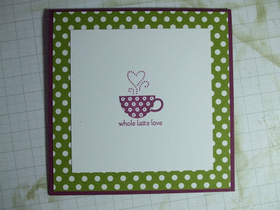 Patterned Occasions Stampin' Up! Sale-a-Bration