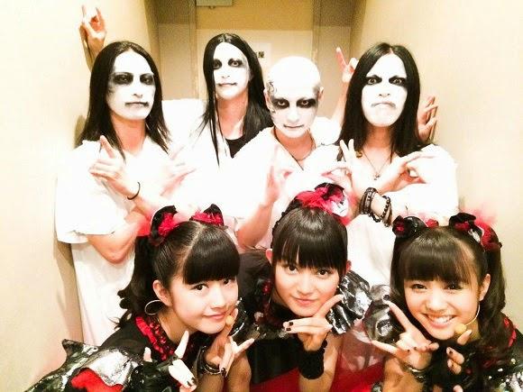 Crazy and Kawaii Desu,BABYMETAL, Coisas Kawaii, kawaii, Kawaii Desu, Kitsune,