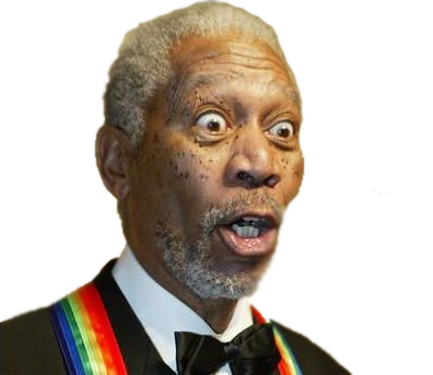 Morgan Freeman Png Ser...