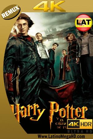 Harry Potter y el Cáliz de Fuego (2005) Latino Ultra HD BDREMUX 2160P ()