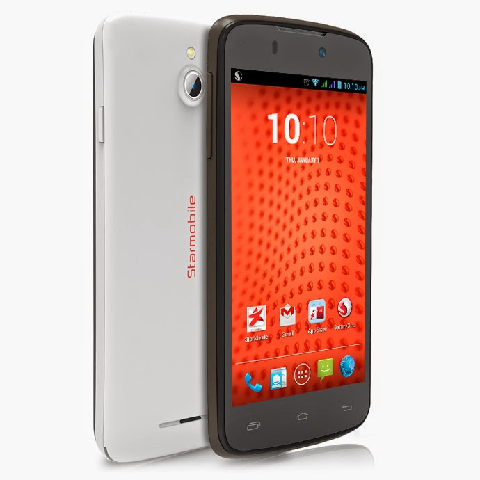 Starmobile Quest, Quad-core Smartphone