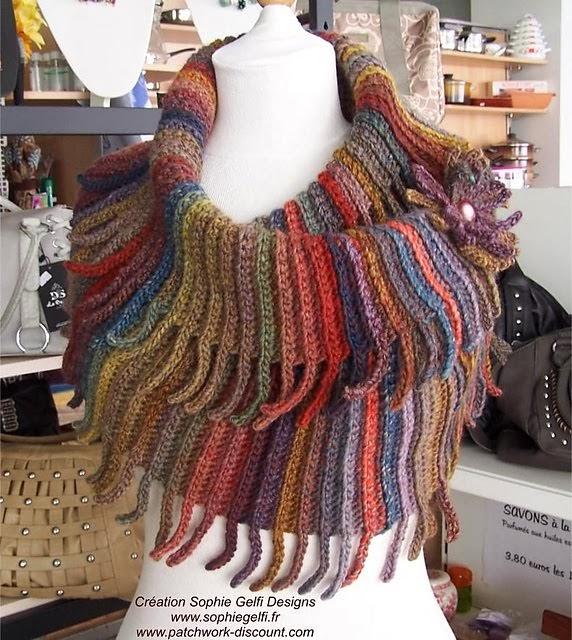 Western Cowl ~Sofie Gelfi Designs