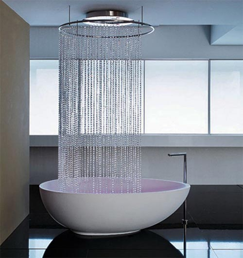 Tinas De Baño Modernas:Cool Bathroom Shower Tub