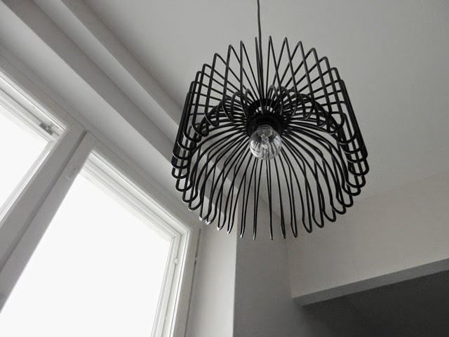 Ikea hack keittiön lamppu  59m2