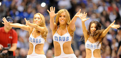 nuevo uniforme de porristas dallas mavericks