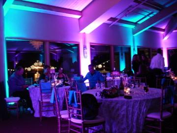 The Wedding Dj Blog Jack And Shar S Retro Beach Wedding