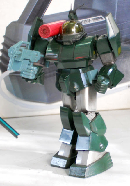 Takara Fang of the Sun: Dougram Diecast Toy: Soltic H8