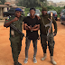 Tega craze clown youngest act poses with bodyguards