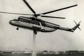 helikopter MI-6