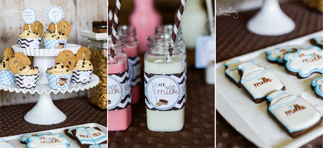 Milk and Cookie Party Ideas