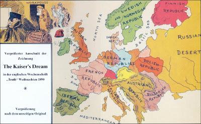 Truth, 1890, The Kaiser Dream