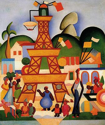 Carnaval em Madureira - 1924