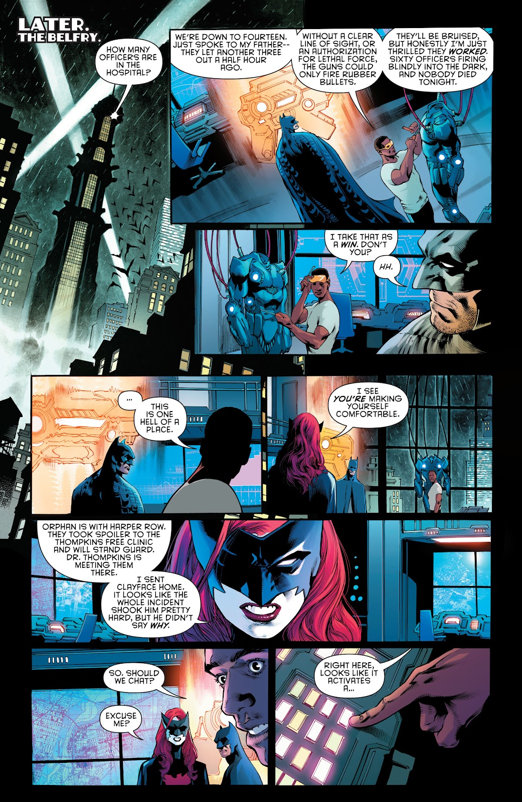 Detective Comics (2016) Issue #944 #11 - English 15