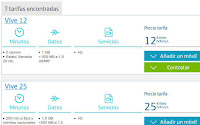 Todas las tarifas de Movistar en julio 2015