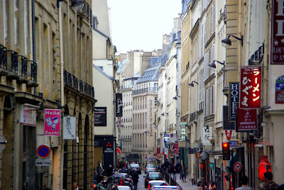 パリ : 世界の日本人街~Little ...
