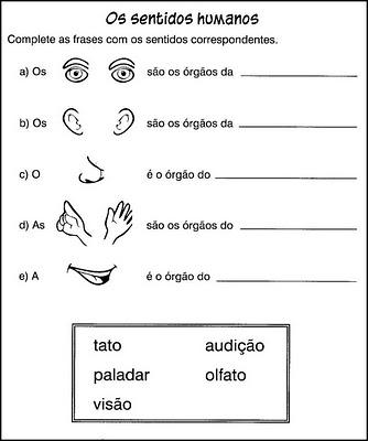 ATIVIDADES DE PORTUGU  S  CI  NCIAS PARA O 3   ANO