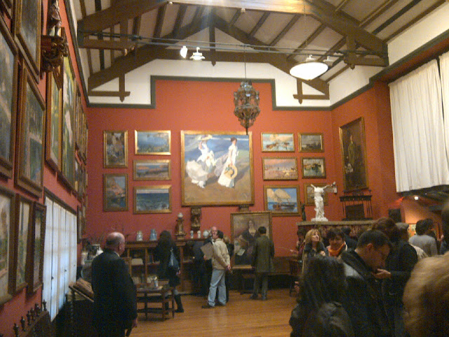 interior Museo Sorolla