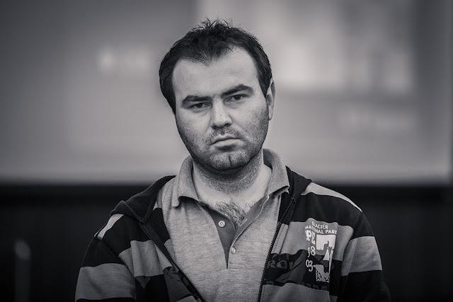 Shakhriyar Mamedyarov en el Qatar Masters 2015