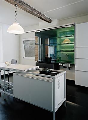 Dise o de cocinas una cocina polivalente kansei for Diseno de una cocina profesional