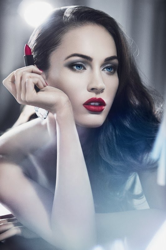 megan fox makeup artist. visual starring Megan Fox