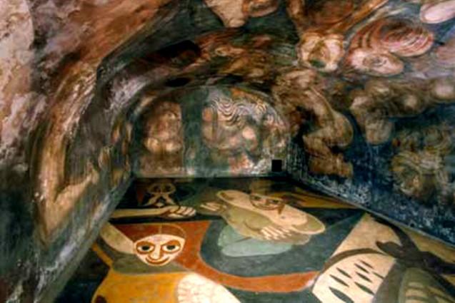 Arnoldo gualino siqueiros murales y blanca luz brum for El mural de siqueiros