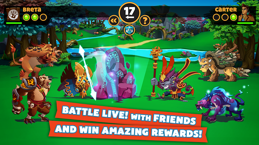 Monster Kingdom 2 Gameplay IOS / Android