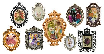 art-deco-vintage-frames