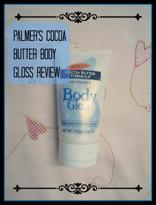 Palmer's Cocoa Butter Body Gloss