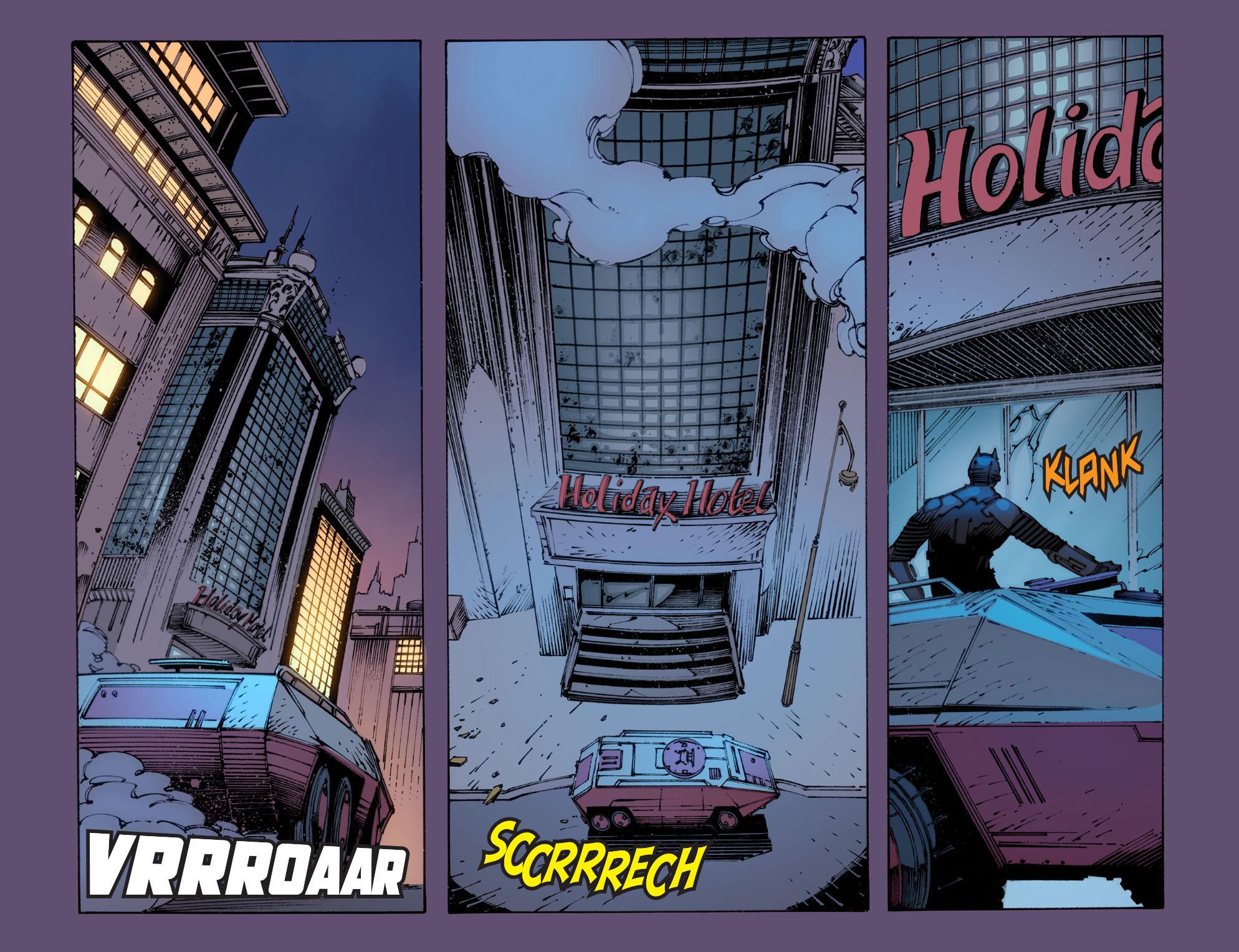 Batman: Arkham Knight [I] Issue #33 #35 - English 13