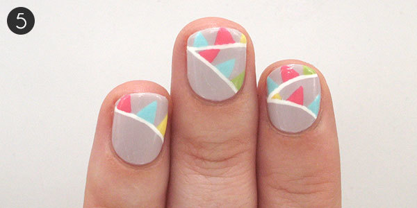 Easy Nail Design of the Summer