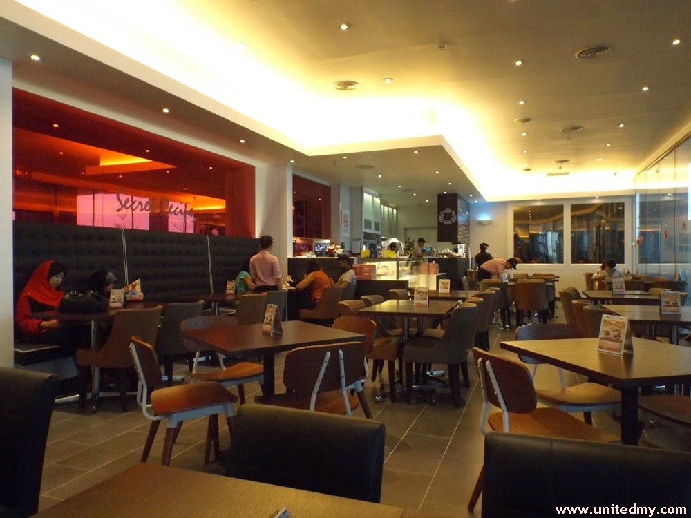Oceanus Waterfront Mall Secret Recipe
