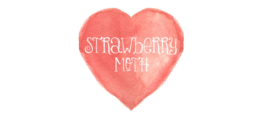 strawberry moth