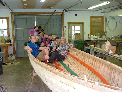 Maritime Museum Has New Longboat, New Exhibit