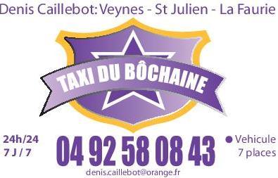 Taxi Du Bôchaine