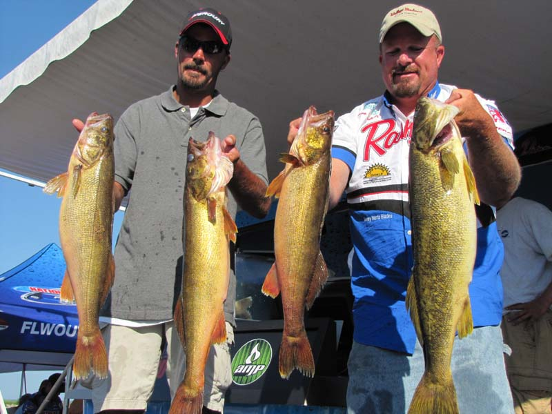 Walleye fishing reports and techniques tournaments for Oconto fishing report