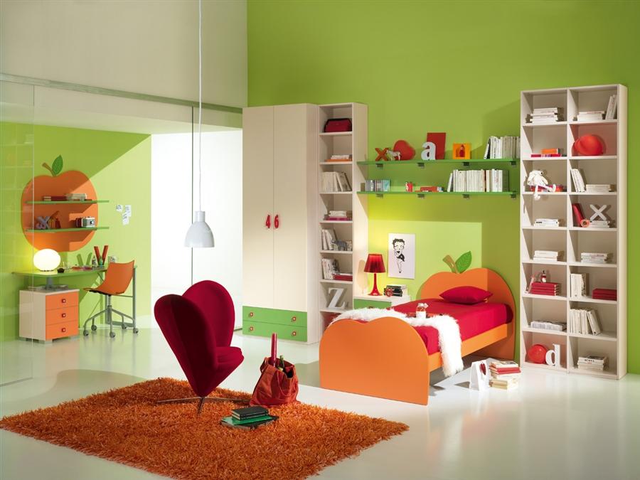 Dormitorio ecol gico infantil ideas para decorar for Ideas para disenar tu casa