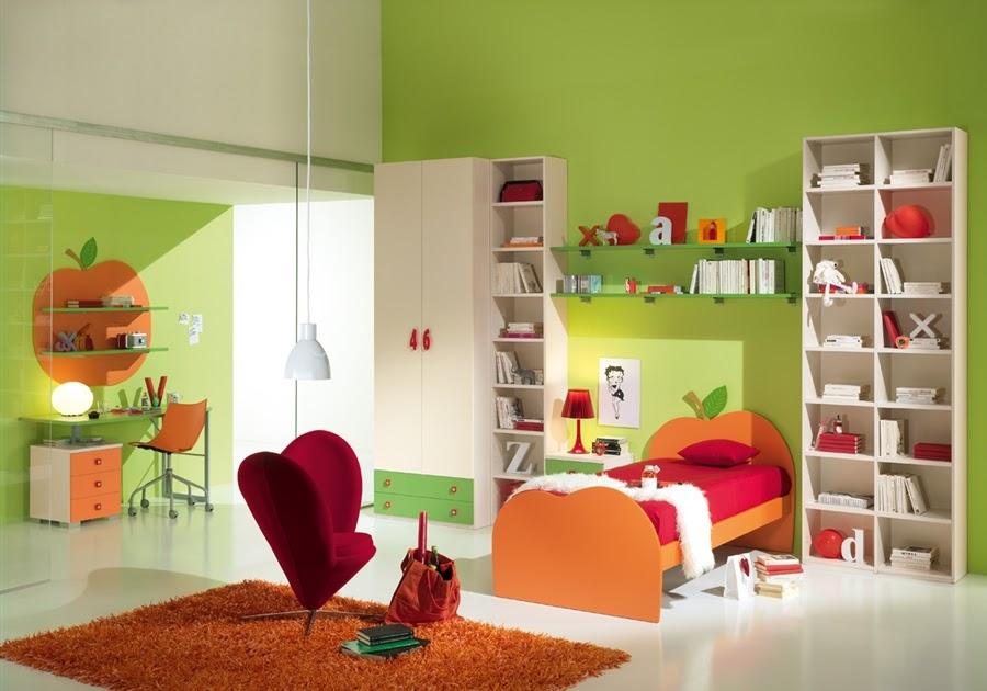Dormitorio ecol gico infantil ideas para decorar for Programa para disenar dormitorios