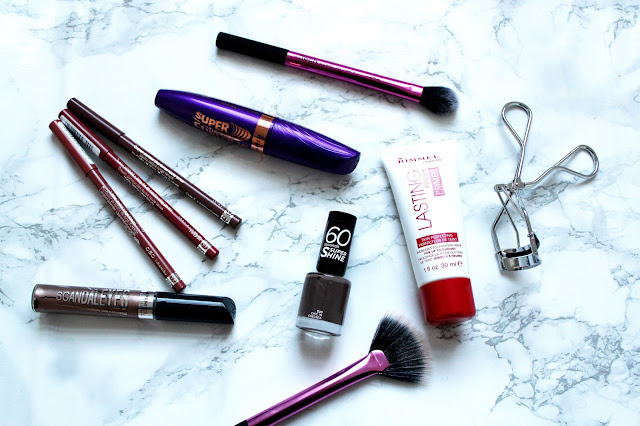 Rimmel Beauty Haul