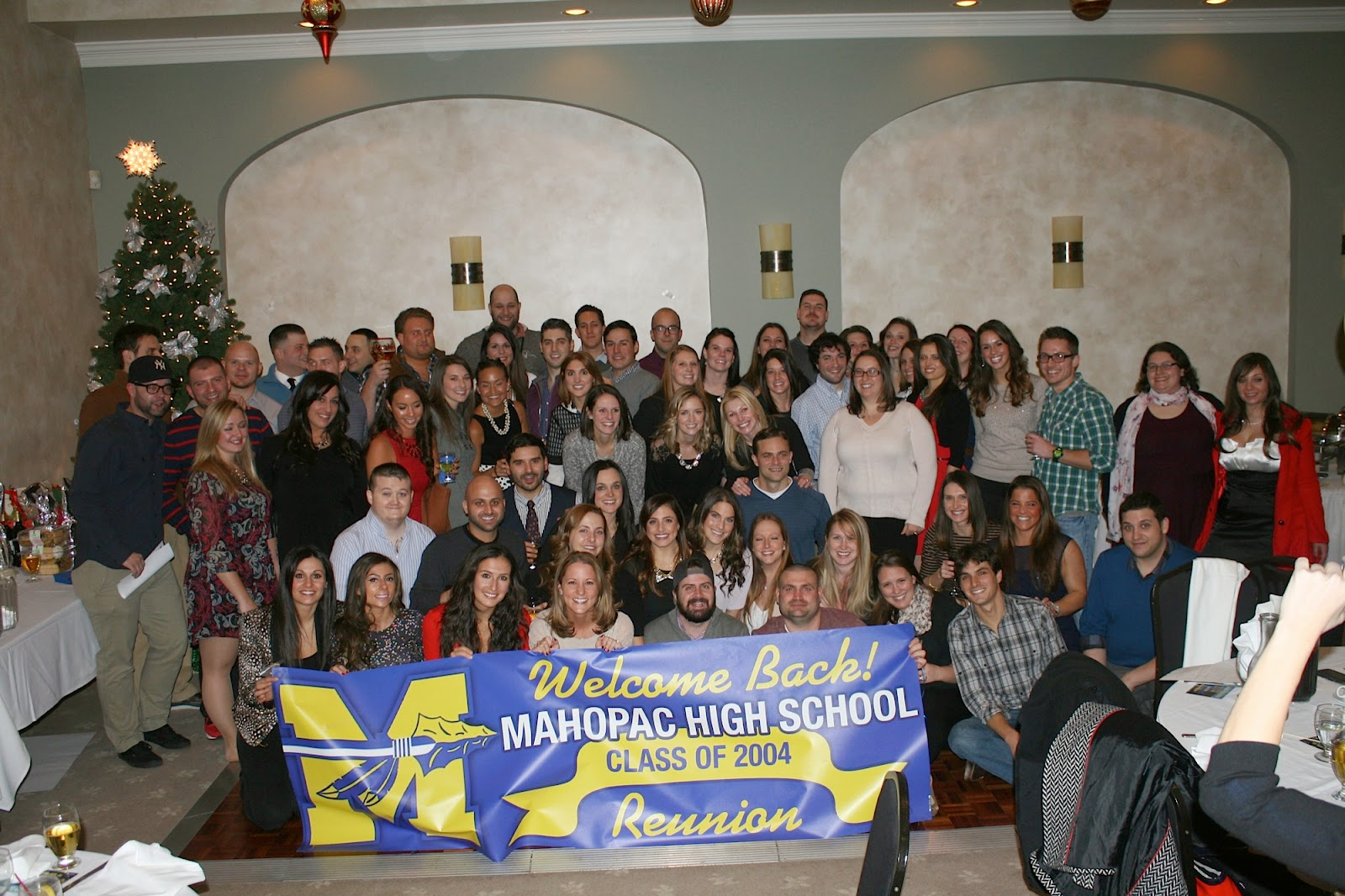 Mahopac High School Class of 2004 - Ten Year Reunion