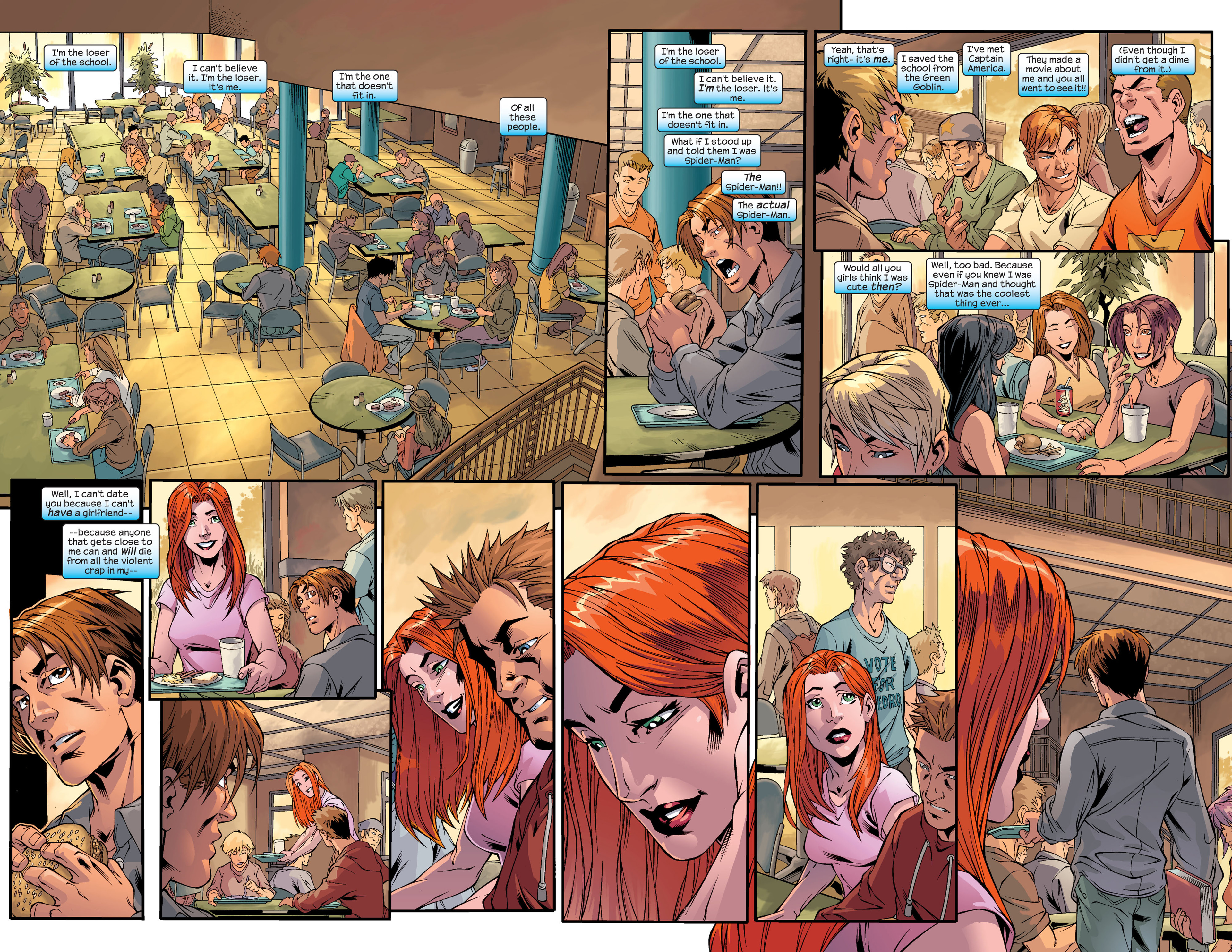 Ultimate Spider-Man (2000) _Annual 1 #1 - English 11