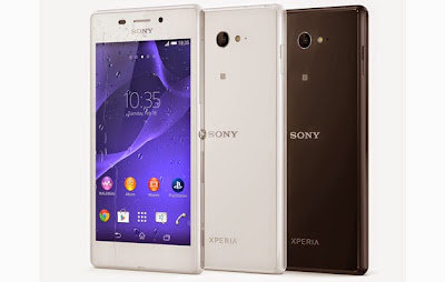 Sony Xperia M2 Waterproof