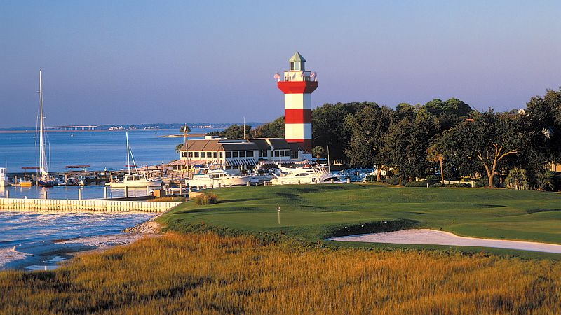 Harbour Town Golf Links at Sea Pines.