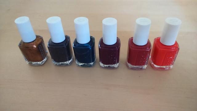 Essie Fall 2015 Collection, Leggy Legend